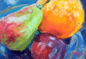 "Fruit Salad 13"" x 10"")"