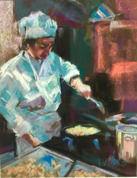 Preparing the Pasta